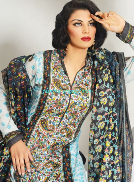 Al-Karam-Textile-Summer-Spring-Lawn-Collection-2013-Indian-Pakistani-New-Fashionable-Clothes-1