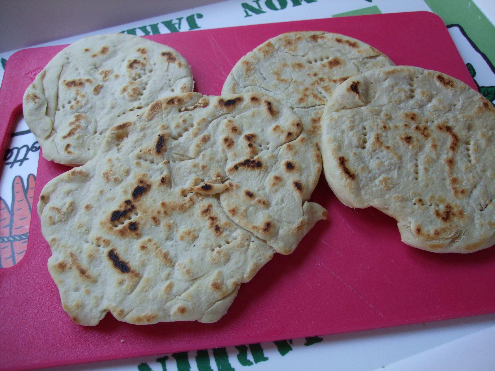 Pain Polaire pour un Tour en Cuisine