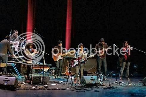 Ohbijou @ Rose Theatre(Brampton, ON): photo by Michael Ligon