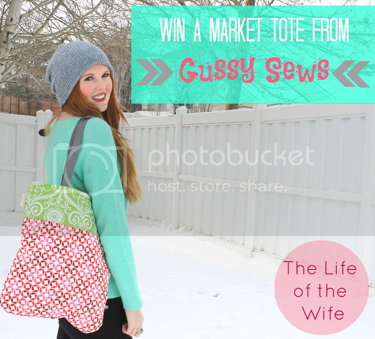 Gussy Sews Giveaway