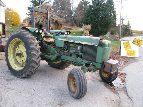 Scott's Tractor