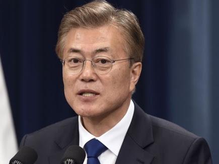 moon jae in 15 12 2017
