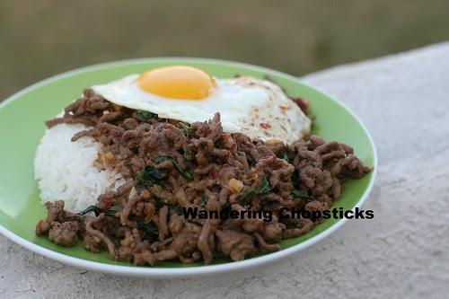 Thai Basil Beef Stir-Fry 1