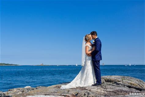 Wentworth By The Sea Wedding Photographer New Castle, NH
