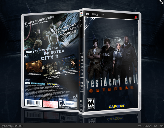 All About PC Game: download resident evil iso psp