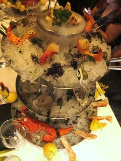 Mastro's Seafood Tower