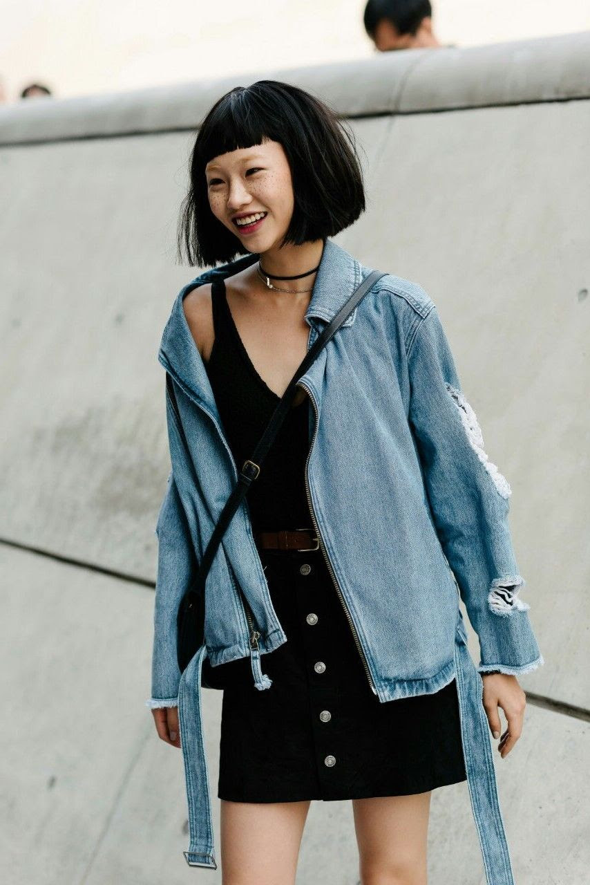 jean jackets to wear with any outfit 2019  stylefavourite