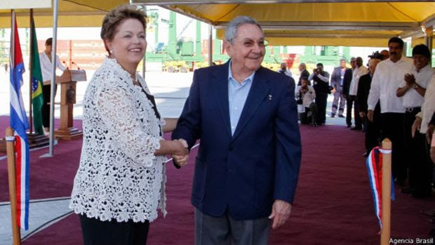 Governo brasileiro apostou em investimentos em Cuba à espera do fim de embargo  (Foto: Agência Brasil)