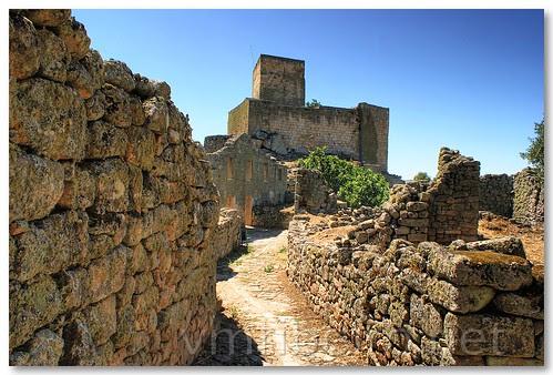 Castelo de Marialva by VRfoto