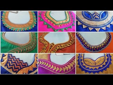 Latest Blouse designs 2021. Silk saree Blouse Designs 2021 latest images