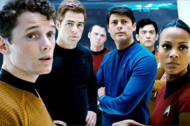 Star Trek cast give tribute to Anton Yelchin