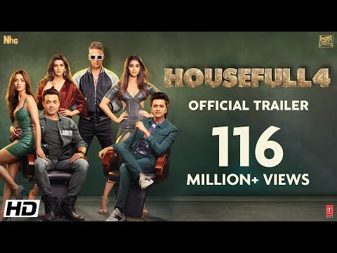 Housefull 4 720p download link leak by extramovies and tamilrocks