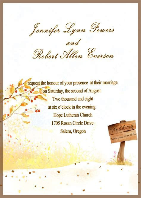Yellow Wedding Invitations At Elegant Wedding Invites