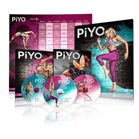 chalene johnsons piyo base kit dvd workout