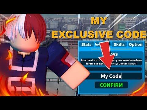 Boku No Roblox Codes Robloxforumsppua - new code boku no roblox 270k likes