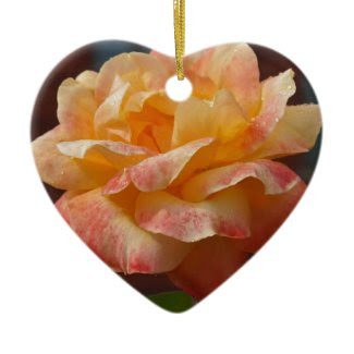 Rose Beauty Ornament