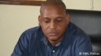 Farouk Simango (DW/L.Matias)