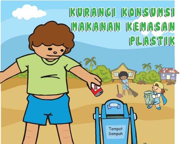35 Ide Menjaga Kebersihan Poster Kebersihan Lingkungan Sekolah Yang Mudah Digambar Larmadio Dihannah