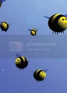 Bubble Bees (found on internet)... so cute!