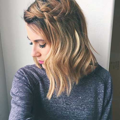 25 Best Long  Bob  Hair  Short Hairstyles  2019 2019
