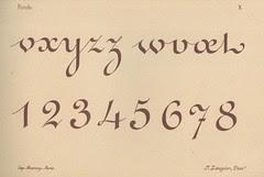 peintre lettres alphabets 2 p10