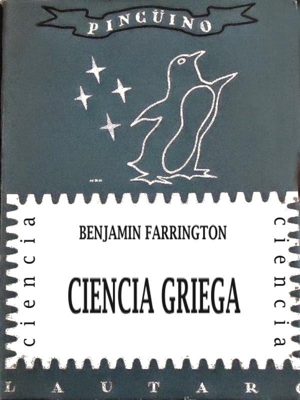 Ciencia Griega Benjamin Farrington