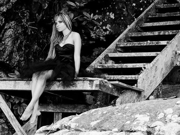 Ana Paula virou a 'Margarida do Asfalto' faz fotografias profissionais (Foto: Márcia Mendes)