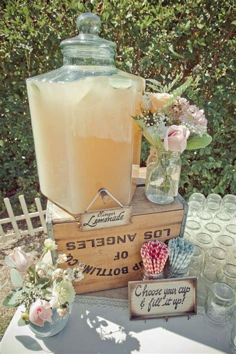 Signature Drink For Wedding Reception RECIPES   Signature