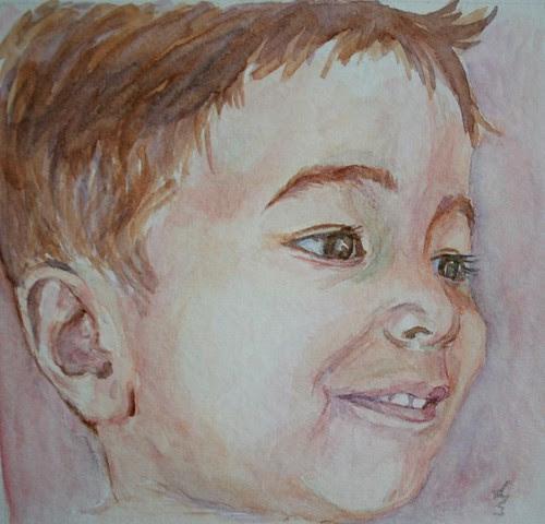 Portrait - Tanush