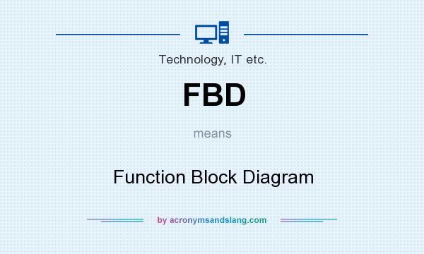 Fbd Function Block Diagram By Acronymsandslang Com