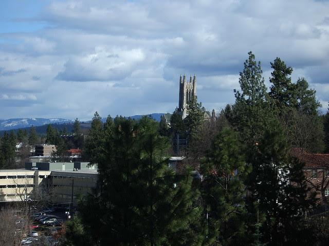 Spokane Winter 2007
