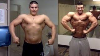 Alon Gabbay Und Karl Ess Brustmuskeltraining Wie Ein Fitness Model