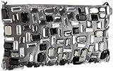 Magid Crystal Stone Clutch