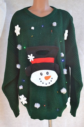 Light up christmas sweater xxl ideas christmas decorating for Decoration xxl