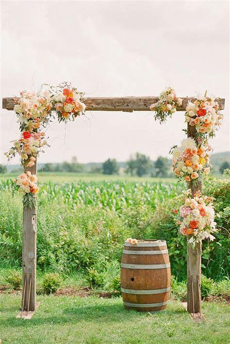 30 Picture Perfect Wedding Ceremony Altar Ideas   Altars