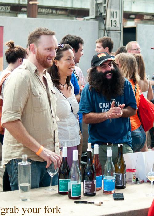 Costa Georgiadis at the Rootstock Sydney 2014 Wine Festival