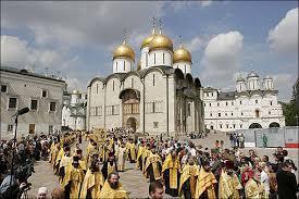 Célébrer la Divine Liturgie  Orthodoxe  dans des  églises catholiques ou protestantes
