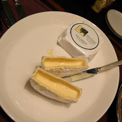 Woodside Cheese Wrights McLaren Camembert