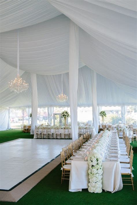 Trending 20 Tented Wedding Reception Ideas You?ll Love