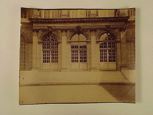 Eugène Atget, Bibliothèque nationale de France, 1902