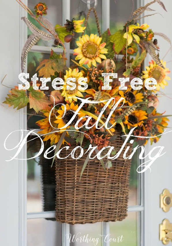 http://www.worthingcourtblog.com/no-stress-easy-fall-decorating/
