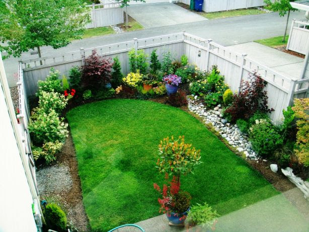 Small Back Yard Idea Garden Design