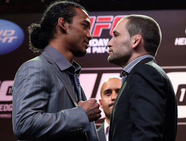 Ben Henderson x Frank Edgar, UFC (Foto: Divulgação / UFC)