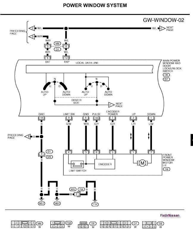 35 2005 Nissan Altima Stereo Wiring Diagram