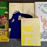 De quelques bandes dessinées singulières (2) : Saint Rose, L'Amour dominical, Loto, Immersion