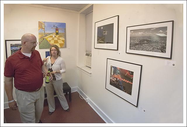 Soulard Art Market Opening 2013-09-13 1
