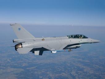 F-16 ВВС Омана. Фото с сайта lockheedmartin.com