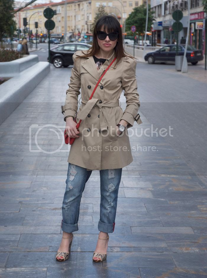 Trench StreetStyle