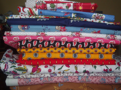 fabrics from france