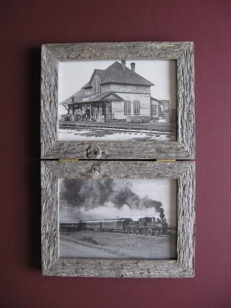 Oakridge Country Collections Barnwood Picture Frames